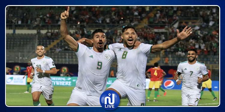 CAN 2019 : L'Algérie file en finale …