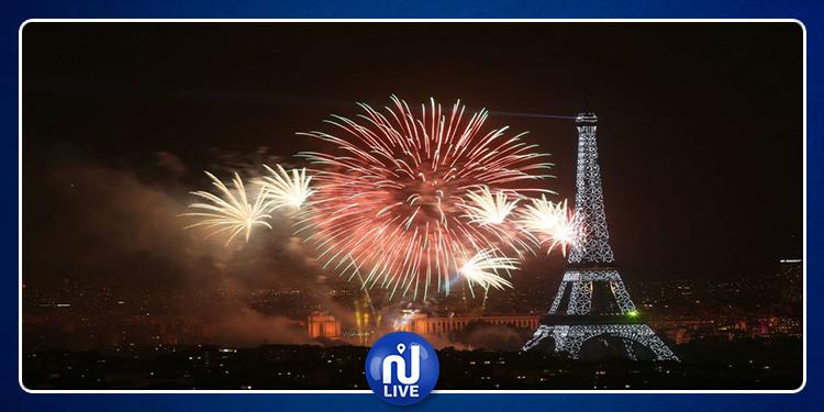14 juillet-France : Le feu d'artifice sera tiré, à cette heure...