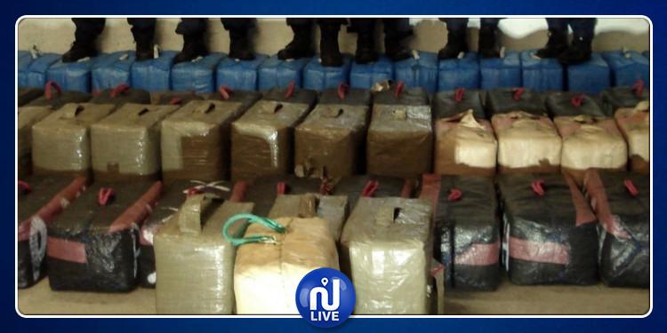 Plus de 27 tonnes de cannabis saisies au Maroc