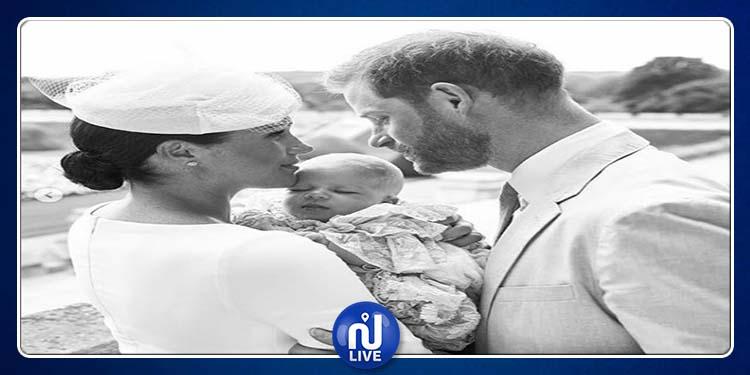 En photos: le baptême de Archie, le fils de Harry et Meghan
