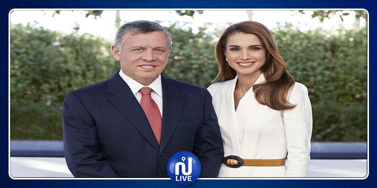 Deces Bce Le Roi Abdallah Et La Reine Rania Arrivent Aujourd Hui
