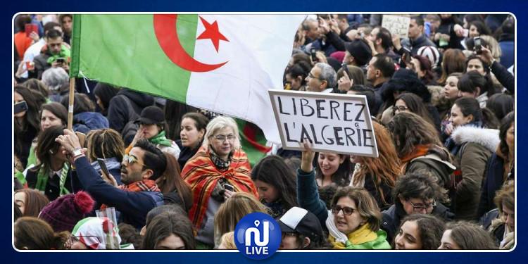20ème vendredi de manifestations en Algérie