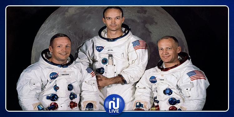 Il y a 50 ans: les premiers pas sur la lune(Vidéo)