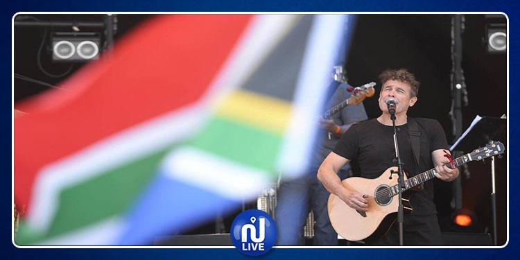 Le musicien sud-africain Johnny Clegg n'est plus
