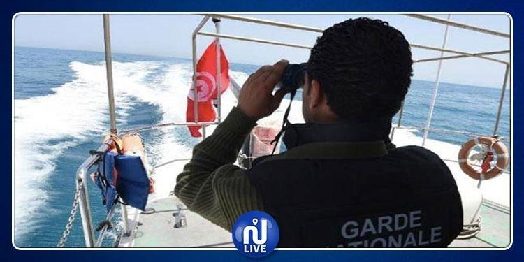 Mise en échec d'une tentative de migration irrégulière à Korbous