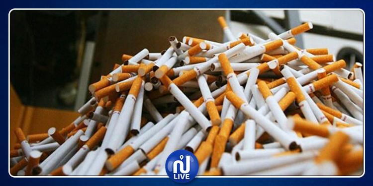 Kasserine : Saisie de 4 mille tabac de contrebande…