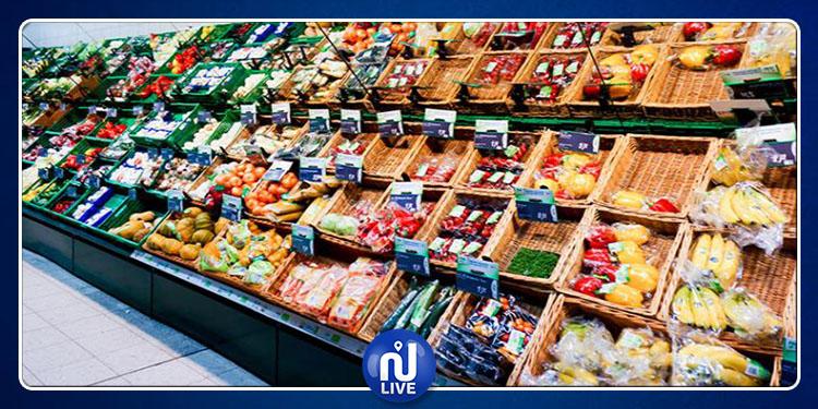 Les prix des produits alimentaires flambent, en juillet