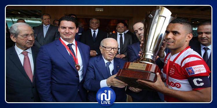 La Coupe de Tunisie portera le nom du défunt président Béji Caïed Essebsi