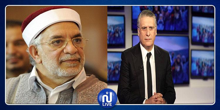 Abdelfattah Mourou déplore l'arrestation de Nabil Karoui