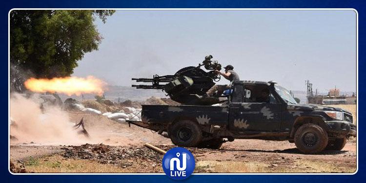 Les combats font plus de 50 morts à Idleb
