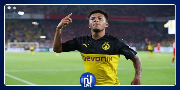Dortmund : Sancho va doubler son salaire !