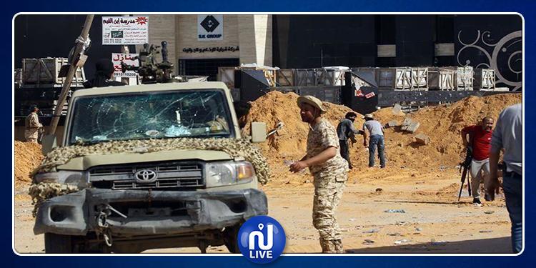 Libye : après la trêve de l'Aïd al-Adha, reprise des combats autour de Tripoli