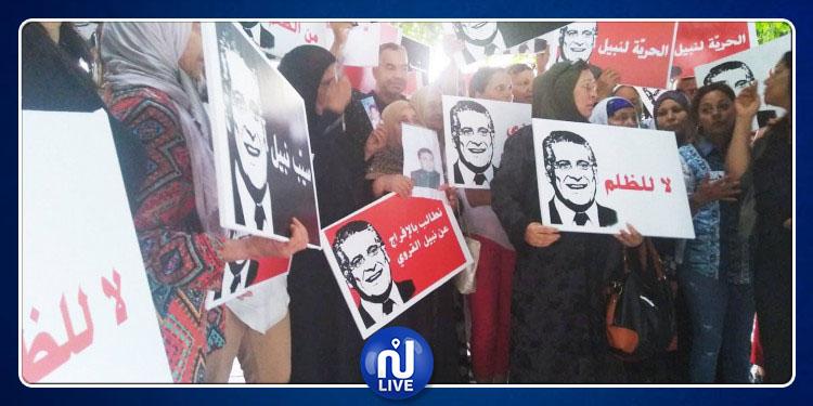 Le comité de défense de Nabil Karoui appelle à sa libération (vidéo)