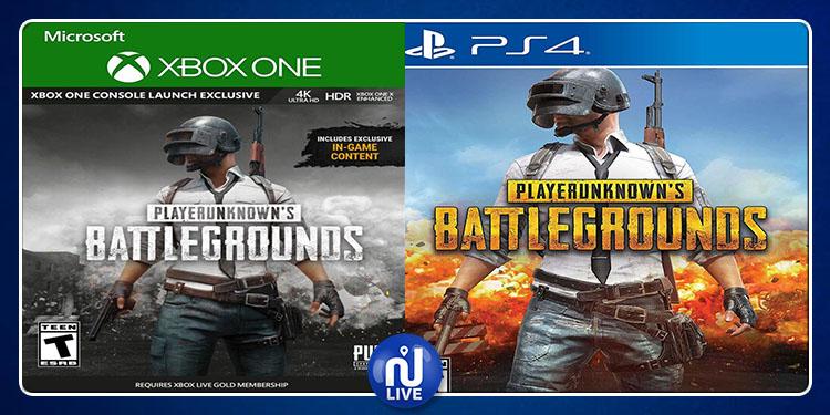 PUBG sortira sur PS4 et Xbox One le 27 août