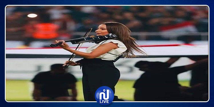 L'Irak, scandalisée par la prestation d'une violoniste cheveux lâchés