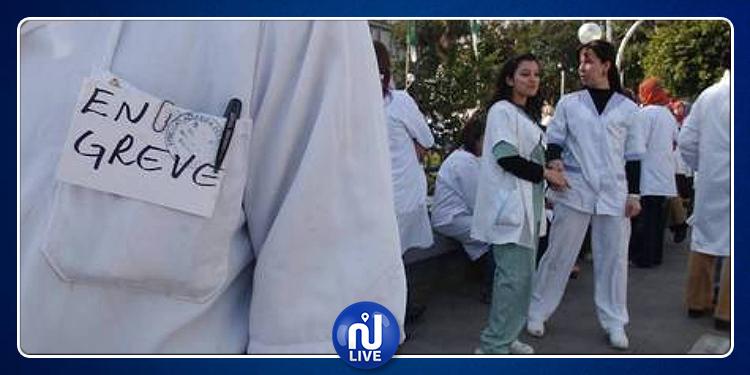 Les médecins, pharmaciens et chirurgiens-dentistes en grève
