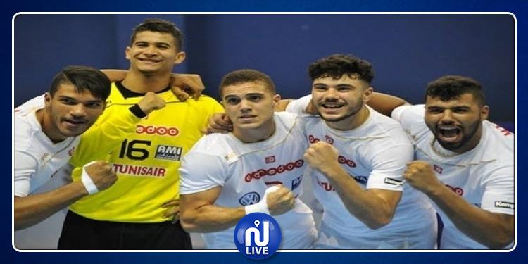 Mondial handball (U19) : la Tunisie arrache sa première victoire