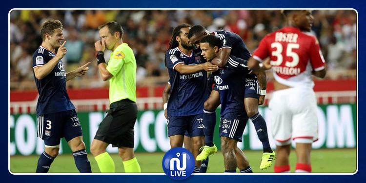 Ligue 1: Lyon s'amuse face à Angers !
