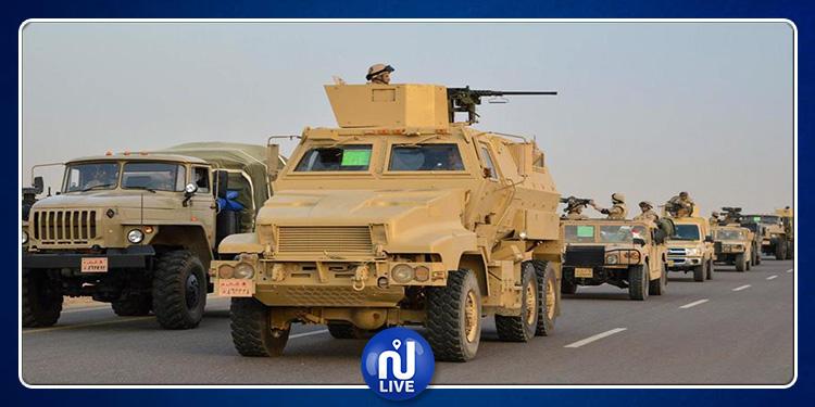 Egypte : 11 éléments armés tués à al-Arich