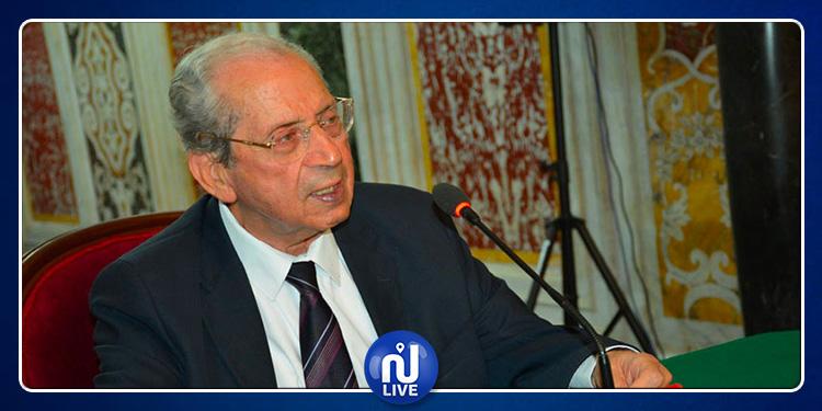 Mohamed Ennaceur s'entretient avec le président de la HAICA