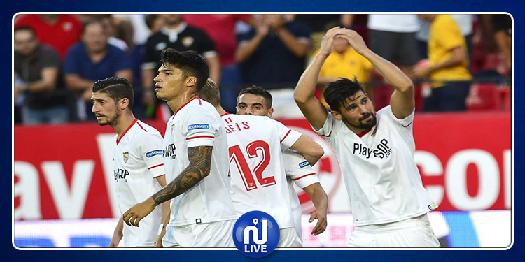 Liga : le FC Séville s'impose contre l'Espanyol