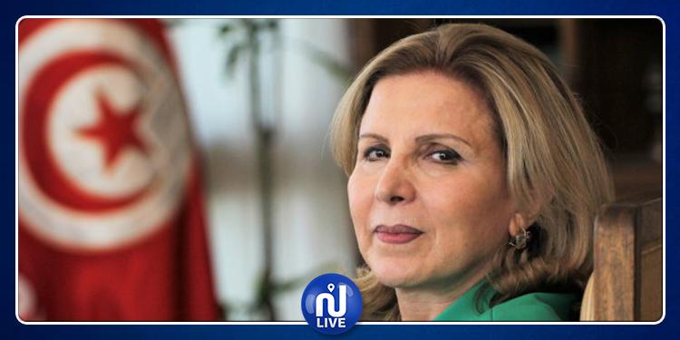 Salma Elloumi candidate à la présidentielle