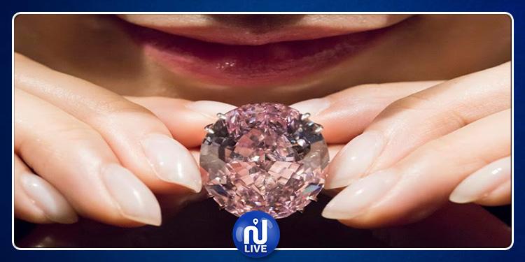 Spectre de la rose : le diamant le plus cher de tous les temps