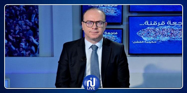 Elyes Fakhfakh :  l'arrestation de Nabil Karoui menace le climat électoral