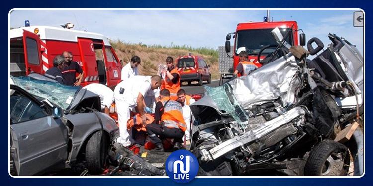Kairouan : une mère de famille tuée dans un accident de la route
