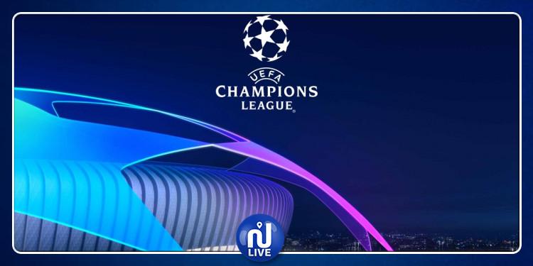 UEFA Ligue des Champions: Résultats du tirage au sort des barrages