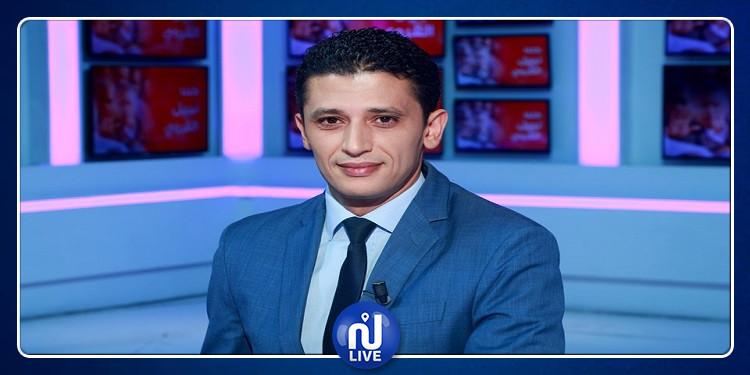 Walid Sfar: L'arrestation de Nabil Karoui confirme la gravité de la situation politique