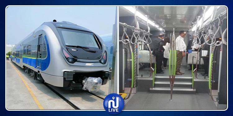 RFR: Deux trains électriques réceptionnés vendredi