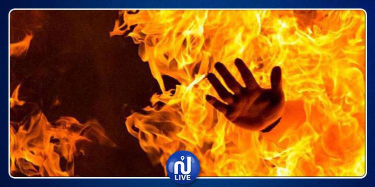 Monastir :  On l'a brûlé vif alors qu'il dormait !