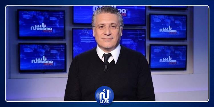Nabil Karoui s'adressant au peuple : Soyons fermes face à la dictature de Youssef Chahed !