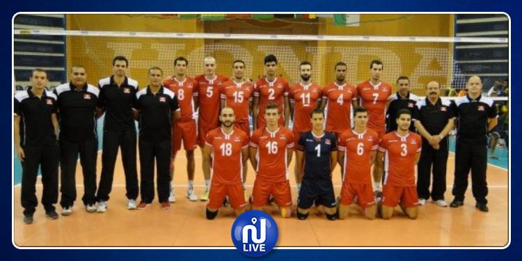 Coupe du monde de volley: La Tunisie affronte le champion en titre