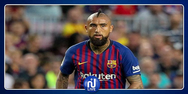 Mercato - Barça : Vidal a tranché pour son avenir !