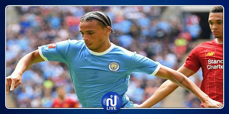 Manchester City : Sané souffre d'une rupture du ligament croisé antérieur
