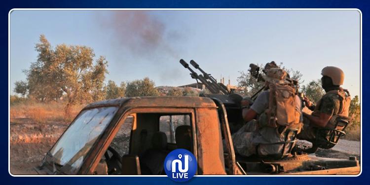 Syrie : Rebelles et terroristes se retirent d'un secteur clé du nord-ouest