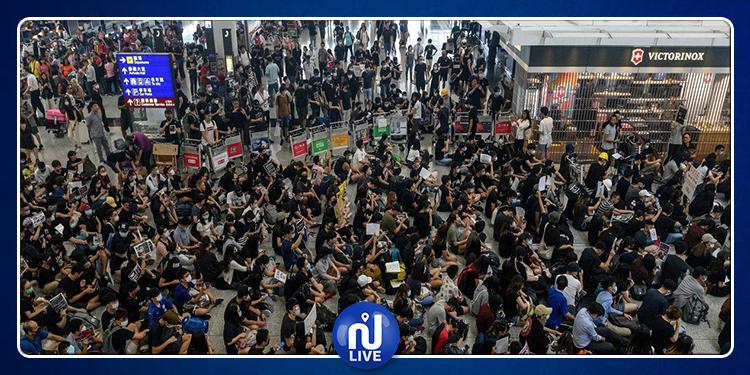 ''Les Misérables'', l'hymne des manifestants hongkongais...