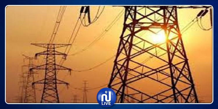STEG : Coupures d'électricité dans plusieurs régions de Tozeur demain samedi