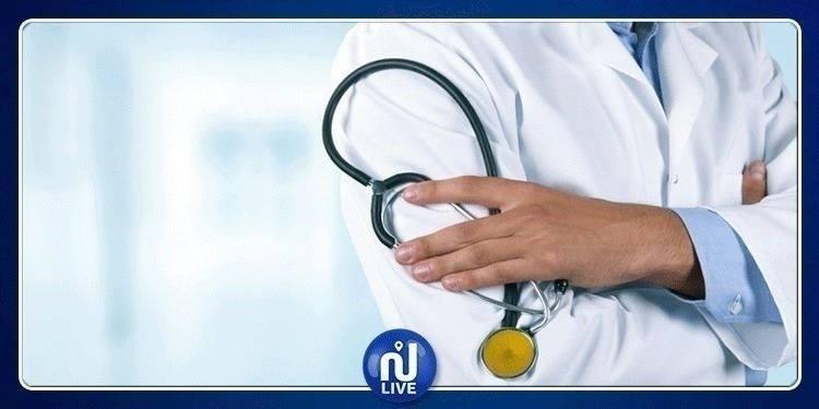 Kébili: les médecins généralistes en grève (photos)