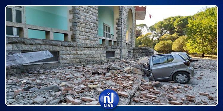 Fort séisme en Albanie, le bilan s'alourdit