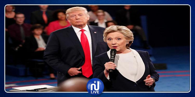 Hillary Clinton, favorable à la destitution de Trump
