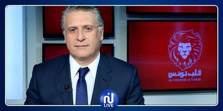 Présidentielle-Lettre de Nabil Karoui : Aujourd'hui, vous avez choisi de dire non à l'injustice !
