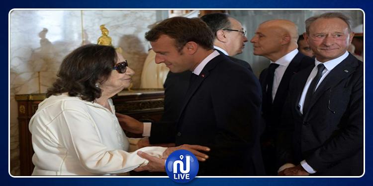 Macron présente ses condoléances à la famille BCE…