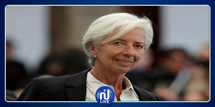 Feu vert des eurodéputés pour Christine Lagarde à la tête de la BCE…