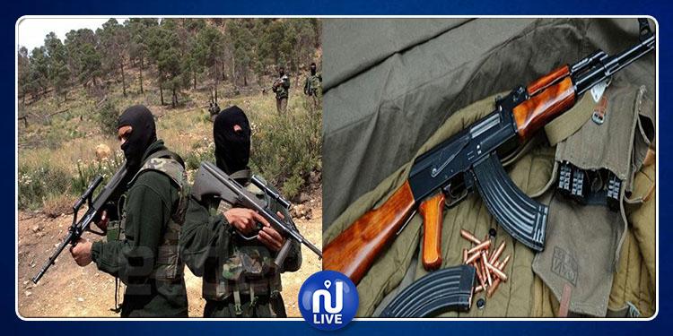 Opération de Hydra: Saisie de Kalachnikovs et de ceintures explosives