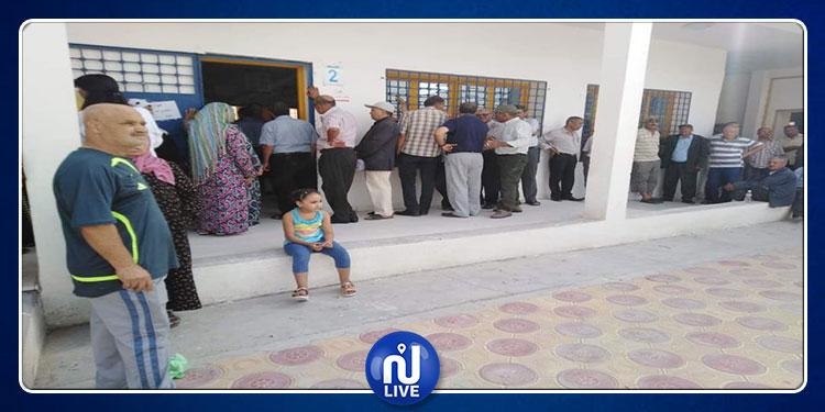 Kasserine : 105 bureaux de vote ont fermé leurs portes exceptionnellement à 16h