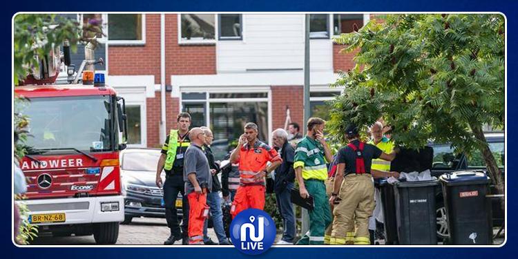 Fusillade aux Pays-Bas : plusieurs victimes