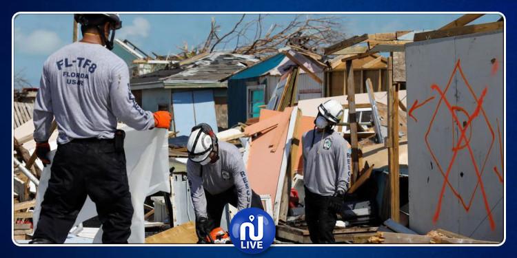 Ouragan Dorian : 2500 personnes disparues